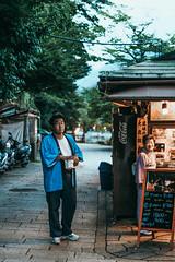 Paseando por Arashiyama