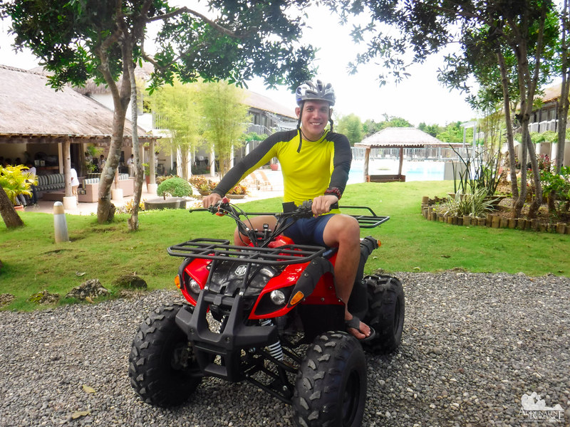 ATV at Bluewater Panglao Beach Resort