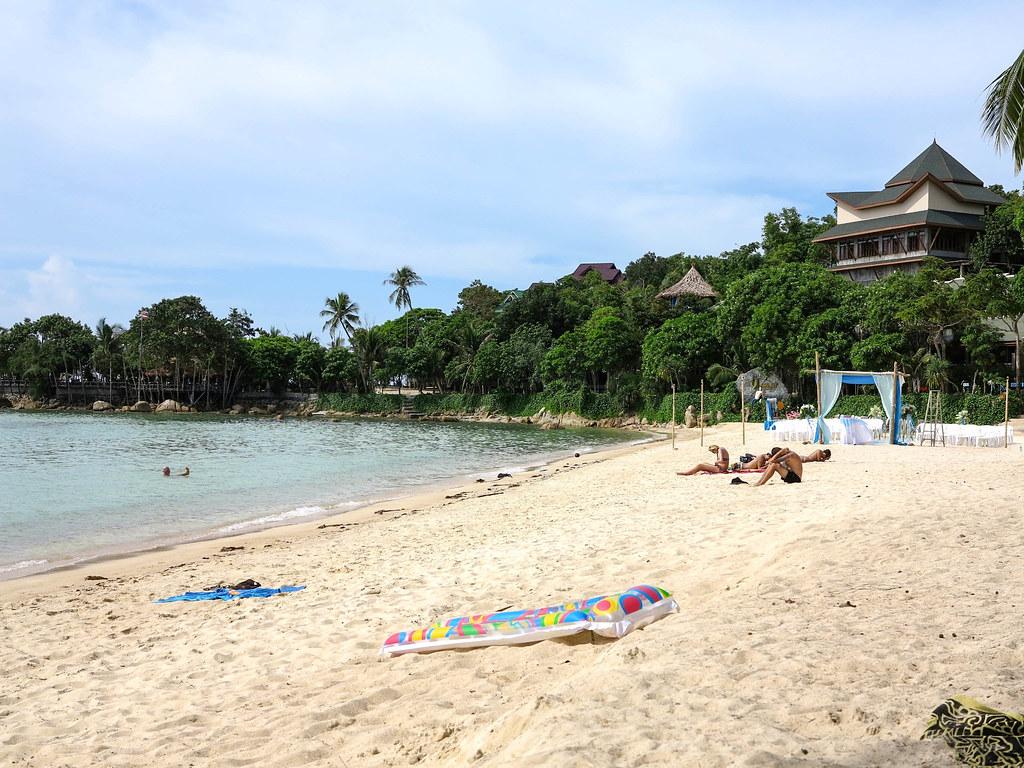 Secret Beach en Koh Phangan