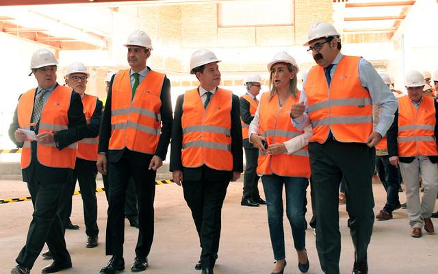 Obras nuevo Hospital Universitario de Toledo
