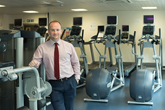 Neil Scott - Sports, Fitness & Public Services Curriculum Leader