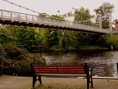 Sit Back & Enjoy The View Of The Bridge Across The River Dee Chester Oct 5Th 2017