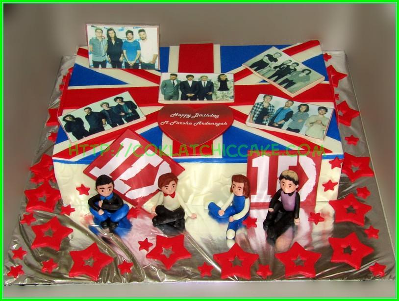 Cake One D M FARSHA