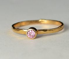 Classic Solid 14k #G