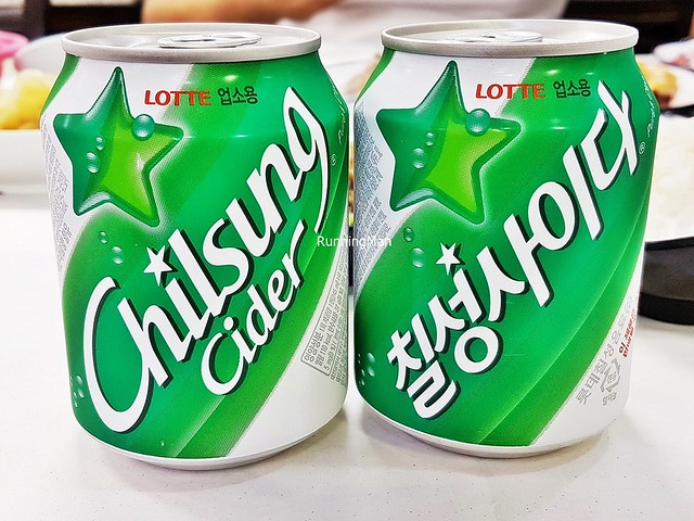 Chilsung Cider