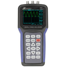JDS2023 Digital Storage Handheld Oscilloscope 1 Channels 20MHz Oscilloscope AC/DC Input Coupling with Signal Generator Function (1190137) #Banggood