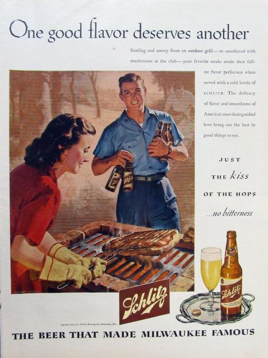 Schlitz-1945-one-flavor