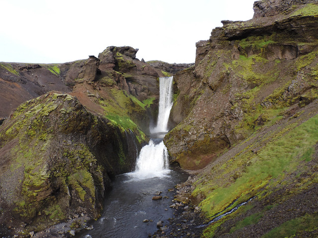 Skógar Valley, Iceland