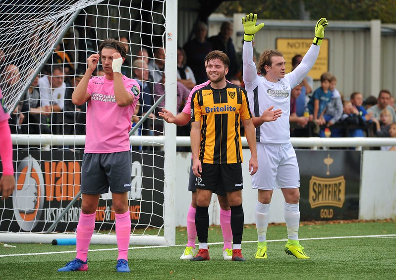Maidstone United v Enfield Town 148