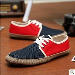 NEW ARRIVAL! British Men's Casual Lace Breathe Freely Canvas Shoes #breathe #canvas #kindlecup https://kindlecup.com/collections/men-shoes/products/new-arrival-british-mens-casual-lace-breathe-freely-canvas-shoes