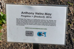 "Anthony Heinz May Chicago Tree Project ""Progress"""