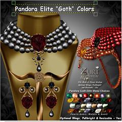 Pandora Goth Elite