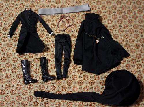 Taeyang Undertaker Stock Outfit