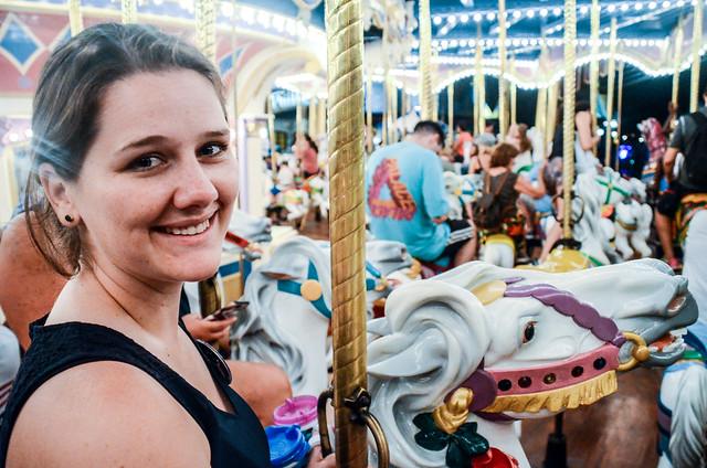 Melissa carousel MK