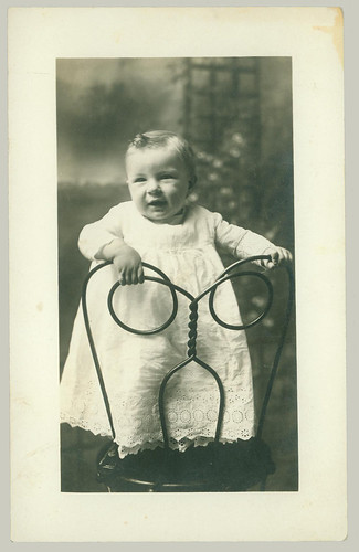 RPPC child on a chair