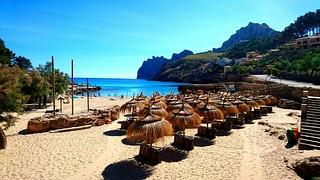 """Gambar dari Cala Molins. calla st vincente vincent pollenca """"platje port de pollenca"""" talaia vella molins camidecallacarbb marina"""