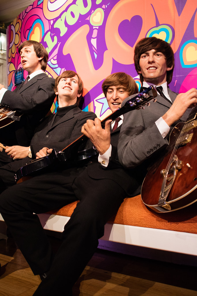 madame-tussauds-london-beatles