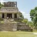 Palenque, templo del Sol por bruno vanbesien