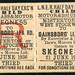 ticket - lner half day excursion 21-6-1936