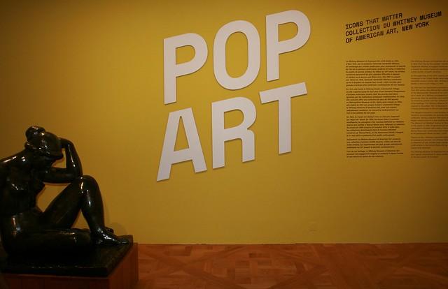 Pop Art au Musée Maillol