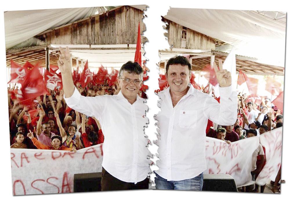 Ambos do PT, prefeito e vice silenciam sobre rompimento em Juruti, West e Henrique Costa