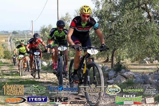 mountain bike gra fondo vito e francesco capurso