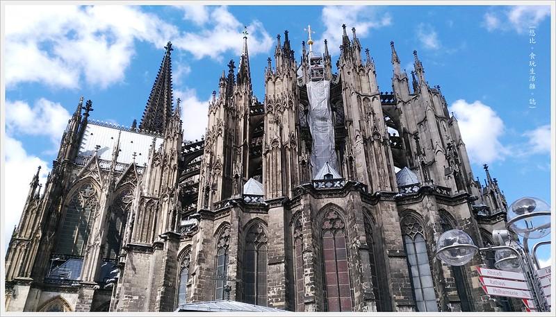 科隆大教堂-16-1-外觀