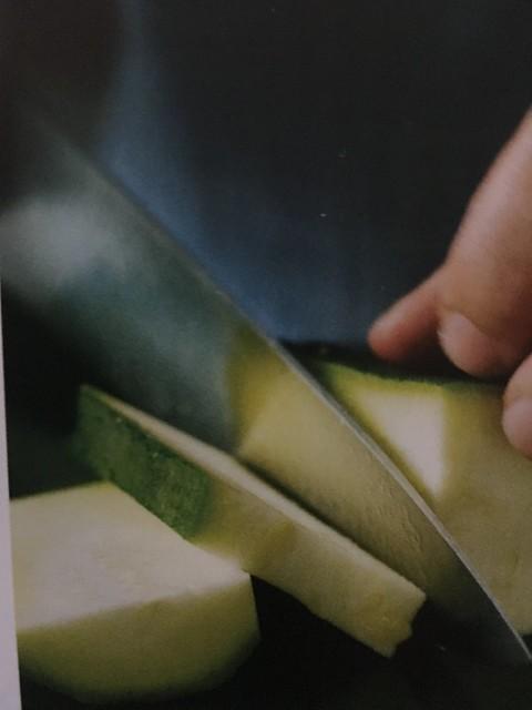 Cortes de verdura
