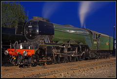 The Flying Scotsman And Tornado Timeline Event 10