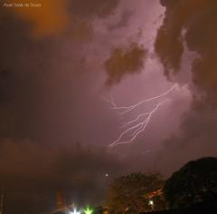 Lightning Storm, Umuarama, Brasil, 06/10/17