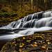 Beecher Creek Falls by KAOS Imagery