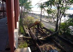 End of the line: Tottenville (Staten Island Railway)