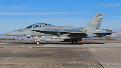 """Boeing F/A-18F Super Hornet of VFA-213 """"Blacklions"""" from NAS Oceana"""