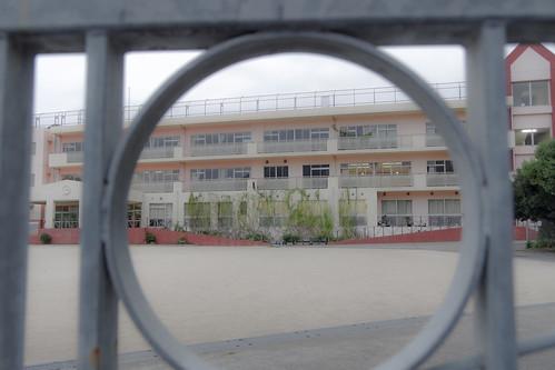 Oiso school gate