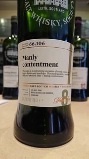 SMWS 66.106 - Manly contentment
