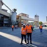 Cemtech Europe 2017 - Plant tour