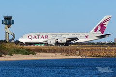 A7-APE QR A380 34L YSSY-9557