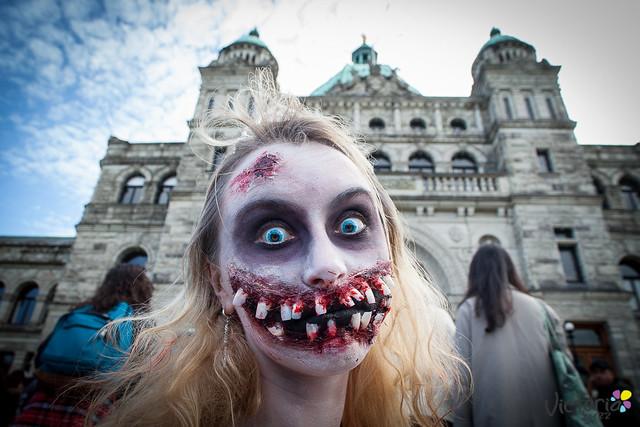 Victoria Zombie Walk - 2017 (55)