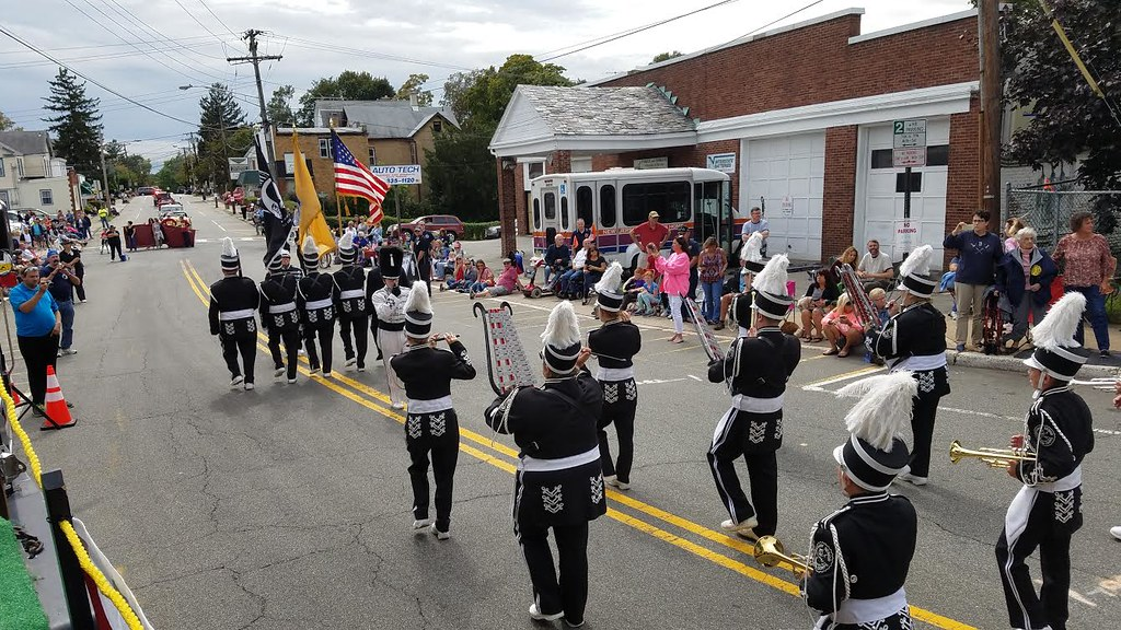 Boonton Labor Day Parade and Concert 2017