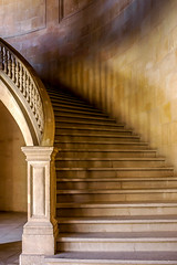 Staircase | The Alhambra | Andalusia | Spain