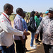 UNAMID Joint Special Representative, Jeremiah Mamabolo, visits Zalingei, Central Darfur