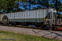 RBMN 9993   Covered Hopper   NS Memphis District