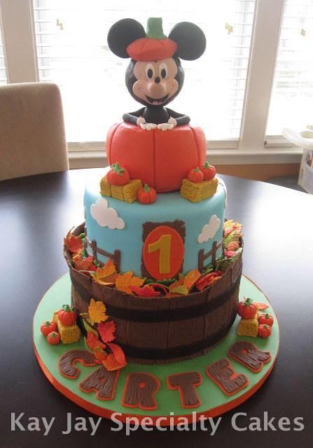Cake by Kay Jay Specialty Cakes