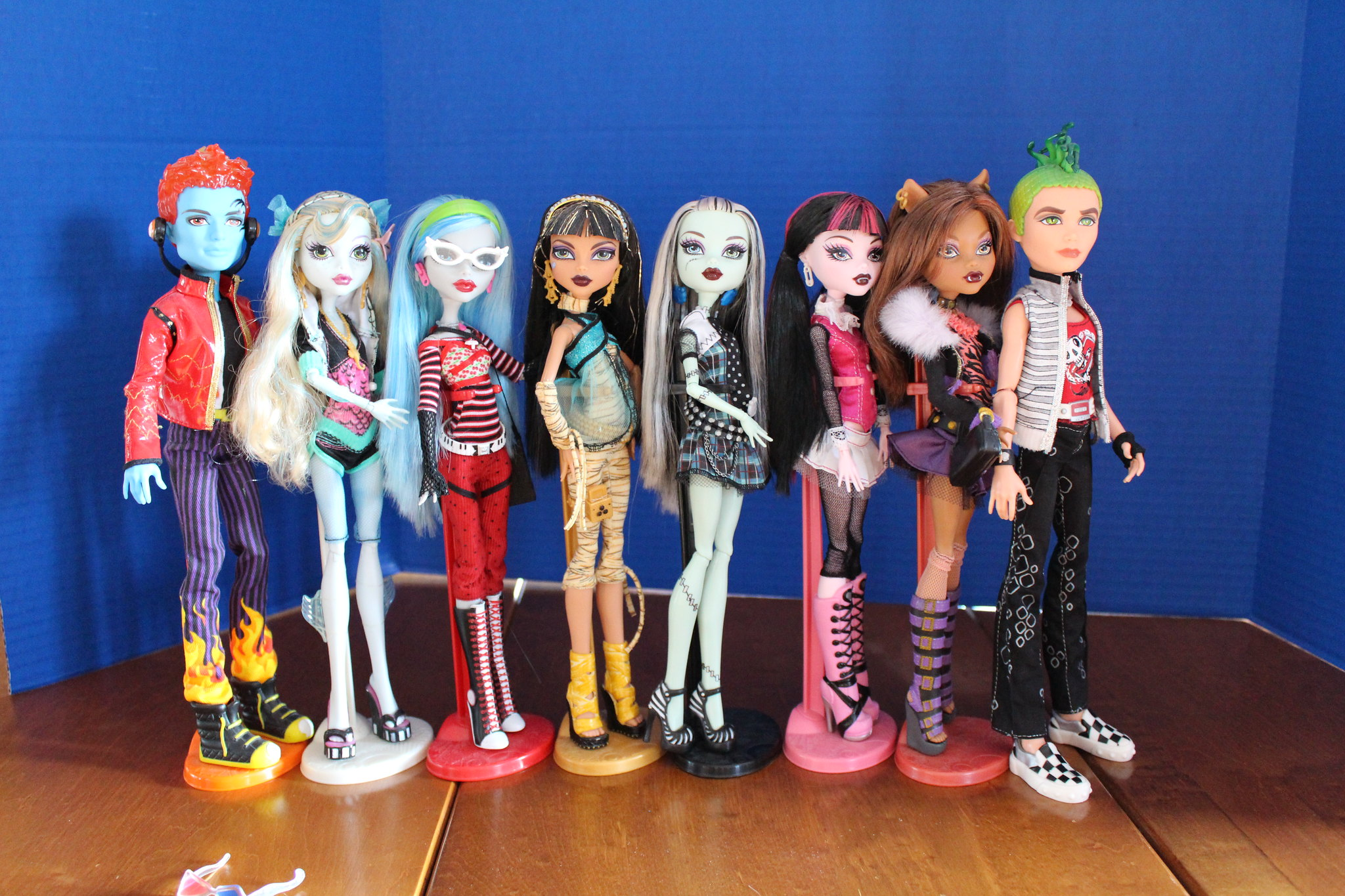 monster high wave 1 retrospective confessions of a doll collectors