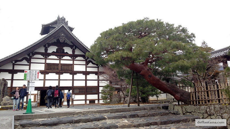3 Hari Keliling Kyoto - Sogenchi Garden