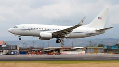 USAF - Boeing C-40 - 02-0201
