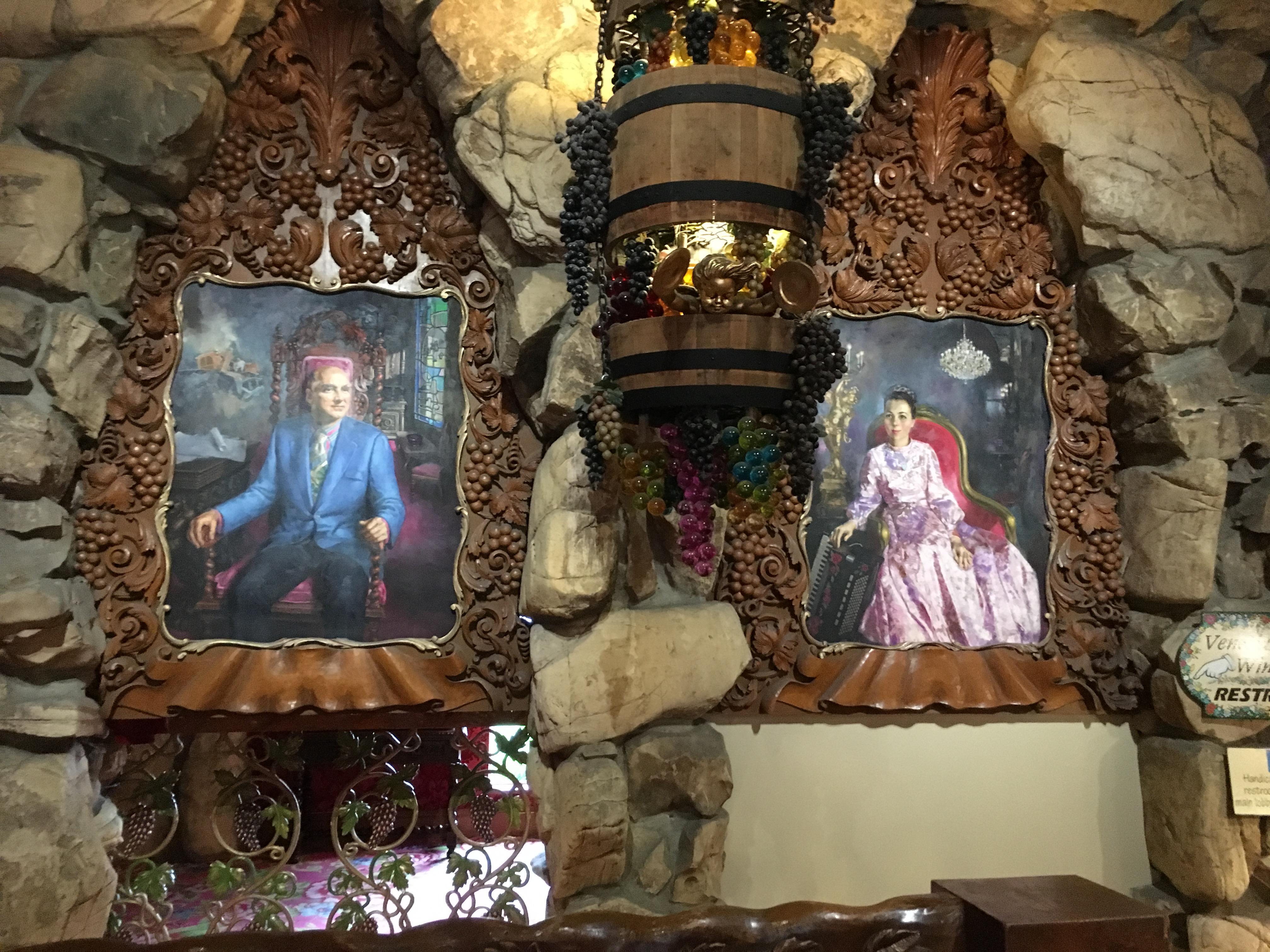 Madonna Inn - founders