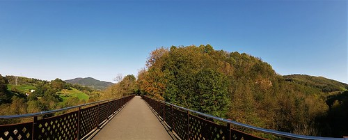 Puente Auzokalte Valle Leitzaran