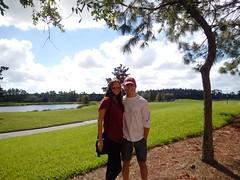 Tyler & Alicia @ the Shingle Creek, Orlando