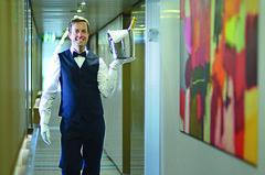 Scenic Crystal, Private Butler Service, Room Service